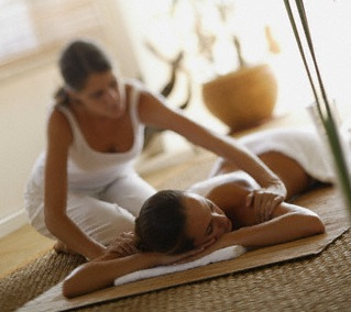 massaggio-a-terra